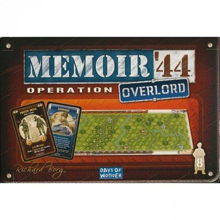 Настольная игра Memoir44: Operation Overlord