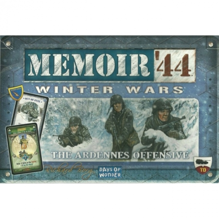 Настольная игра Memoir44: Winter Wars