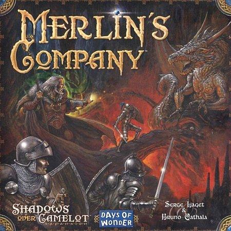 Настольная игра Merlins Company