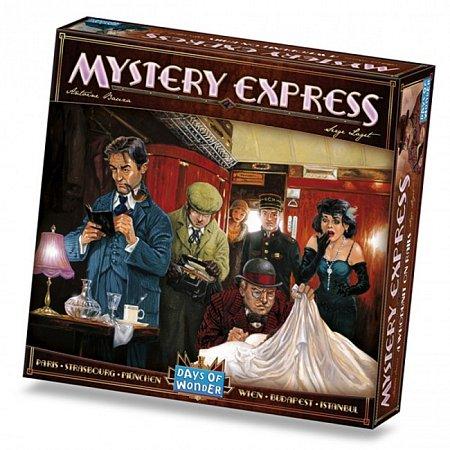 Настольная игра Mystery Express