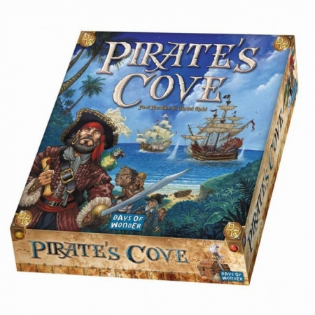 Настольная игра Pirates Cove