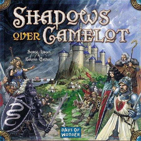 Настольная игра Shadows over Camelot