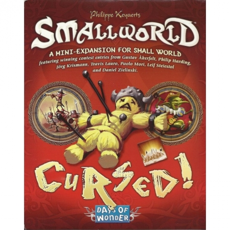 Дополнение Small World: Cursed!