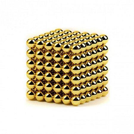 Изображение - NEOCUBE Магнитный конструктор (Золотой) 8мм
