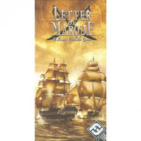 Настольная игра Letter of Marque