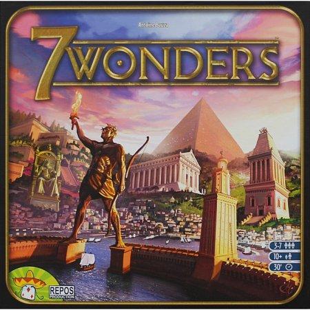 """Настольная игра """"7 Wonders"""" (7 чудес)"""