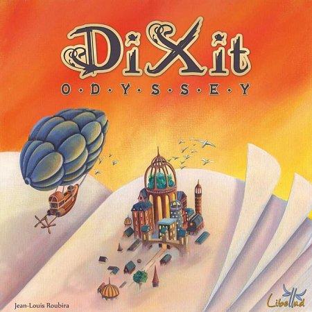 Настольная игра Dixit Odyssey (Диксит Одиссея). Asmodee (0497)