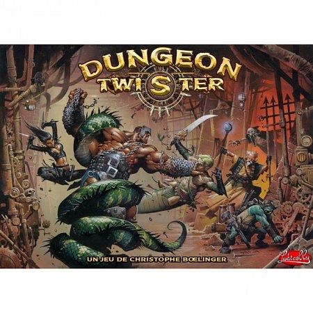 Настольная игра Dungeon Twister Prison