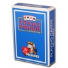 Карты Modiano Texas Poker 2 PIP Jumbo Light Blue