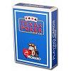 Изображение 1 - Карты Modiano Texas Poker 2 PIP Jumbo Light Blue