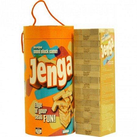 Jenga Orange в подарочной упаковке | дженга | janga