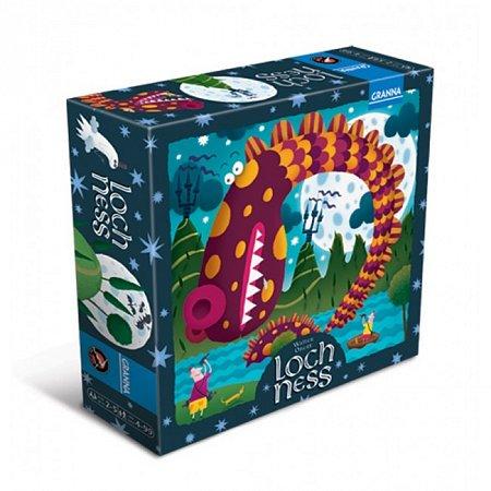 Настольная игра Loch Ness (Лох-Несс). Granna
