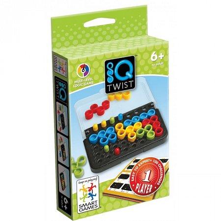 Настольная игра IQ Твіст (IQ Twist - IQ Твист). SMART GAMES (SG 488 UKR)