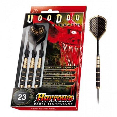 Дротики Harrows Voodoo Brass steeltip 23g