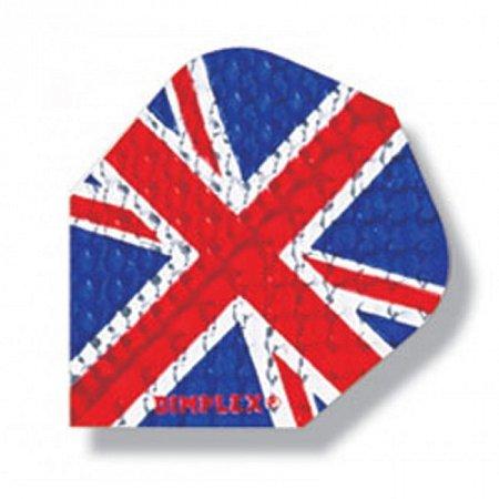 Оперение Harrows Dimplex Union Jack 4004