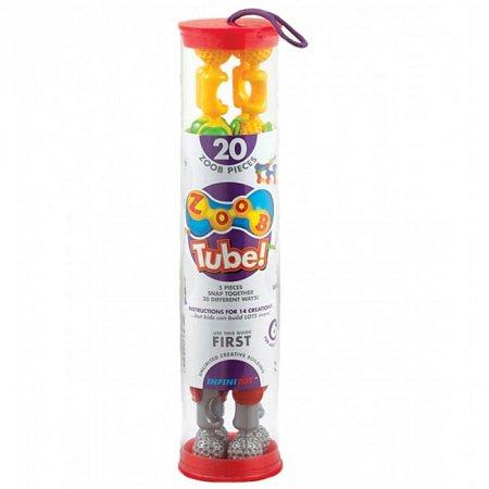 Конструктор ZOOB Tube 20 деталей ZOOB