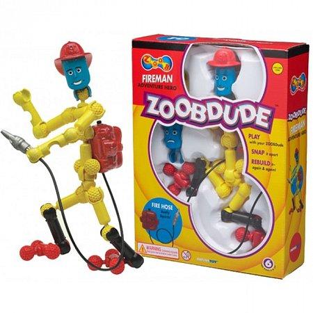 Конструктор ZOOB Dude пожарник