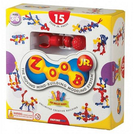 Конструктор ZOOB JR 15 деталей, для малышей