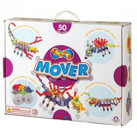 Конструктор ZOOB Mover, радио управление в комплекте