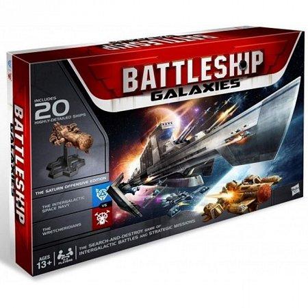 Настольная игра Battleship Galaxies