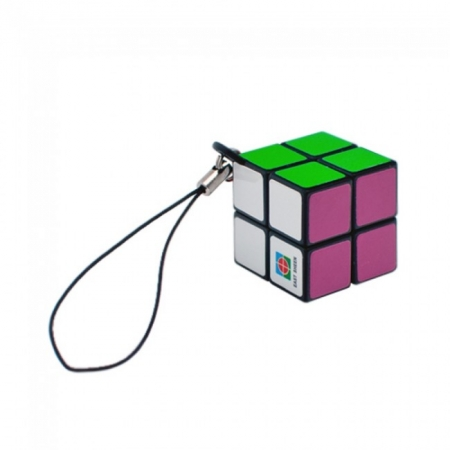 Фингер кубик 2х2. Брелок на телефон. East Sheen