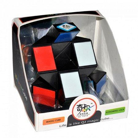 Магический Кубик Змейка (Magic Cube QJ8018). Smart Cube