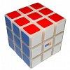 Кубик Рубика 3х3х3 с белой основой. Smart Cube. SC302