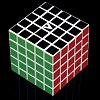 Кубик Рубика V5 (V-CUBE 5). 00.0001