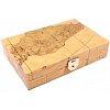 Домино в кейсе Карта.17,5х11см. E520