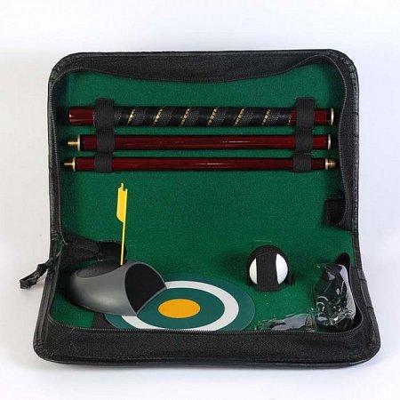 Набор для гольфа с сигнальной лункой