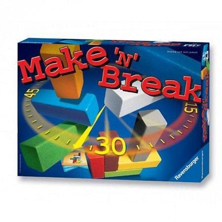 """Игра «Собери и разбери», Make""""n""""Break, Ravensburger (26367)"""
