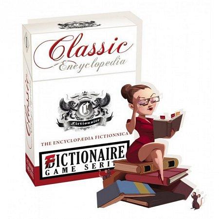 Карточная игра Fictionaire. Pack 1 Classic