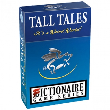 Карточная игра Fictionaire. Pack 2 Tall Tales