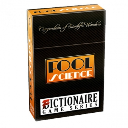 "Карточная игра ""Fictionaire. Pack 3 Fool Science"""