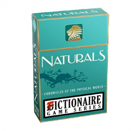 Карточная игра Fictionaire. Pack 4 Naturals