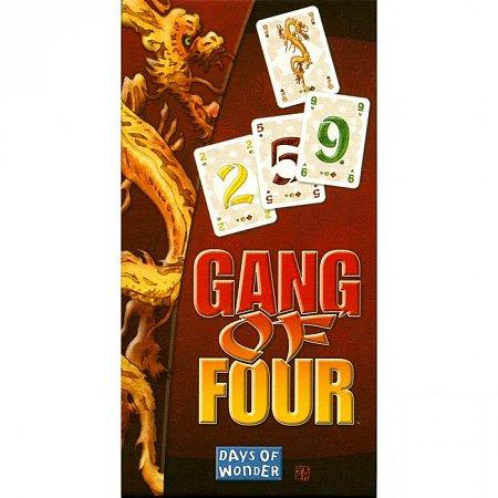 Карточная игра Gang of Four