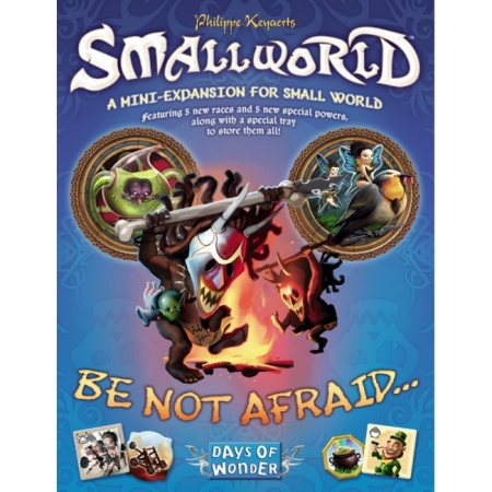Дополнение Small World: Be Not Afraid. Days of Wonder (7907)