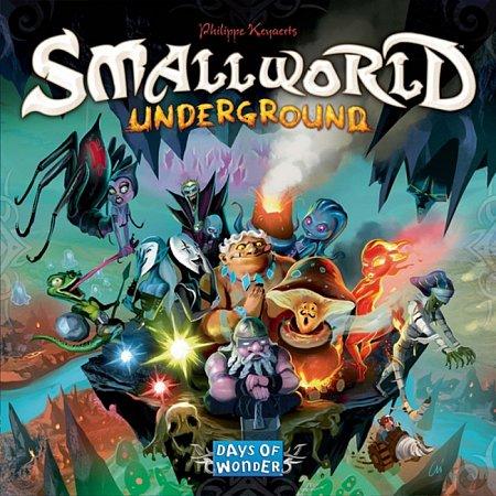 Настольная игра Small World. Underground