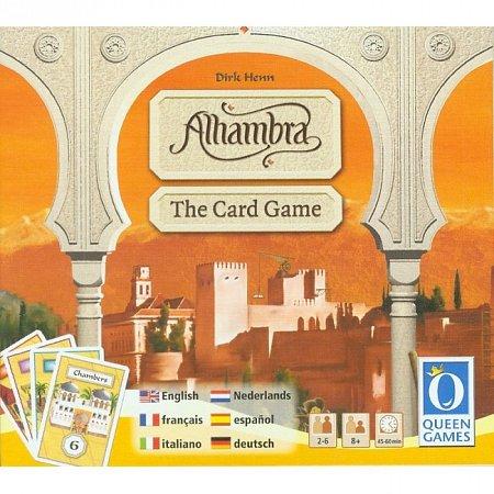 Настольная игра Alhambra. The Card Game
