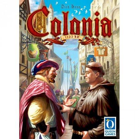 Настольная игра Colonia (Колония)
