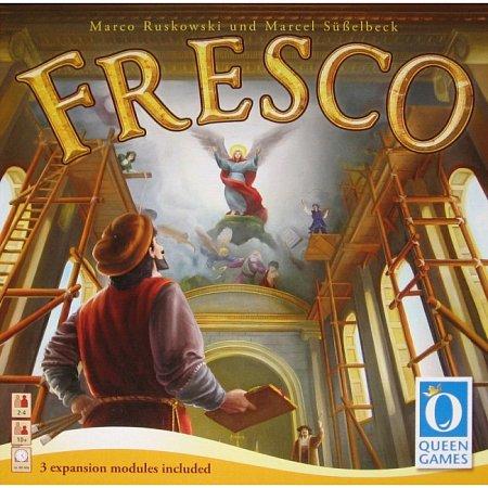 Настольная игра Fresco