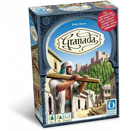 Настольная игра Granada (Гранада)
