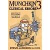 Изображение 1 - Munchkin 3 Clerical Errors. Дополнение (на английском языке)