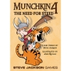 Munchkin 4 Need for Steed. Дополнение (на английском языке)
