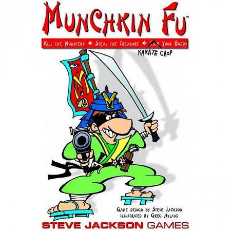 Munchkin Fu (на английском языке)