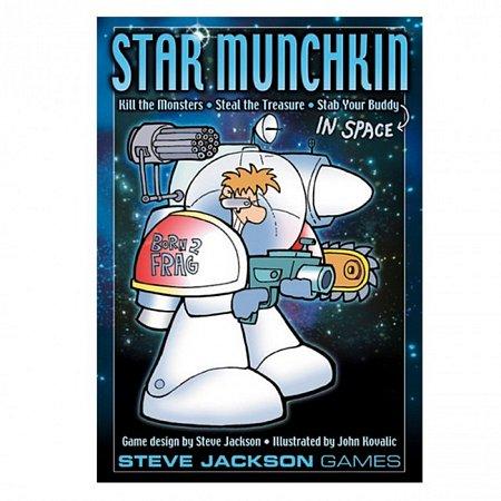 Star Munchkin (на английском языке)