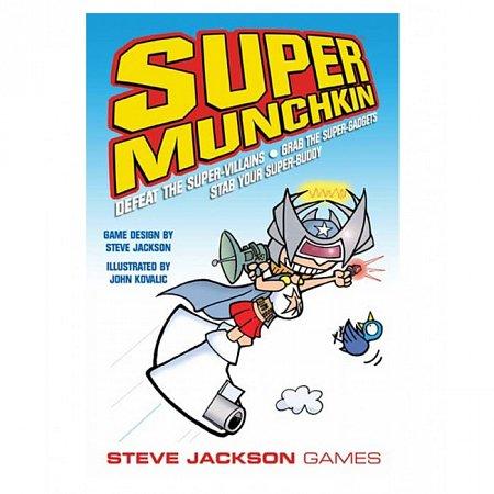 Super Munchkin (на английском языке)