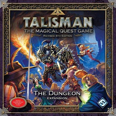 Настольная игра Talisman. Dungeon Expansion