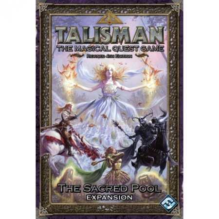 Настольная игра Talisman. The Sacred Pool Expansion