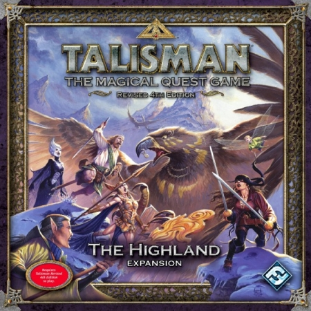 "Настольная игра ""Talisman. The Highland Expansion"""
